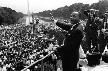 Martin Luther King 50 years