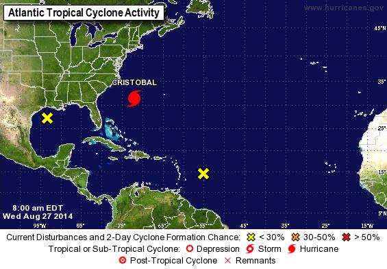 NOAA warning