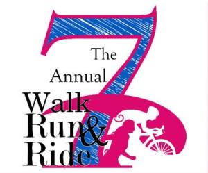 Walk, Run & Ride