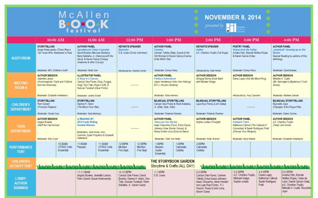 McAllen Book Festival